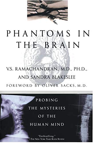 Phantoms in the Brain Book Cover Picture