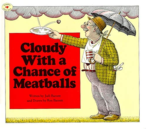 Cloudy With a Chance of Meatballs, Barrett, Judi