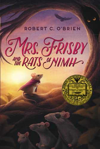 [Mrs. Frisby and the Rats of NIMH]