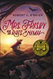 Cover Image of Mrs. Frisby and the Rats of Nimh by Zena Bernstein, Robert C. O'Brien published by Scott Foresman (Pearson K-12)