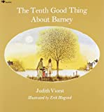 Book Cover: The Tenth Good Thing about Barney by Judith Viorst