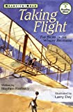The story of the wright brothers first flight