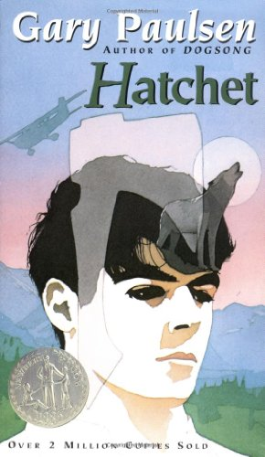 Click to buy the book Hatchet by Gary Paulsen