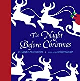 Book Cover: The Night Before Christmas By Clement Clarke Moore