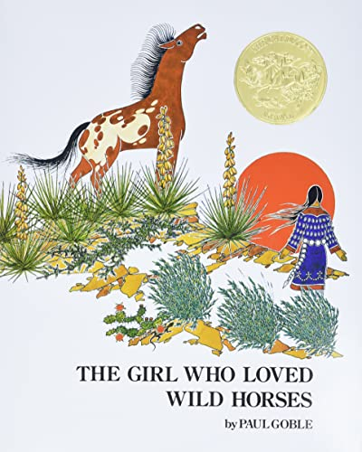 [The Girl Who Loved Wild Horses]