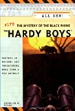The Mystery of the Black Rhino by  Franklin W. Dixon (Author) (Paperback)