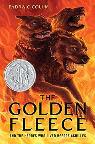 [The Golden Fleece and The Heroes Who Lived Before Achilles]