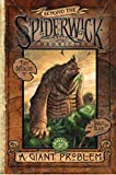 A Giant Problem: Beyond the Spiderwick Chronicles (2008) (Book) written by Holly Black, Tony DiTerlizzi
