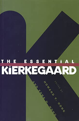 The Essential Kierkegaard Book Cover Picture