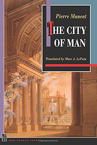 The City of Man, by Manant, P.