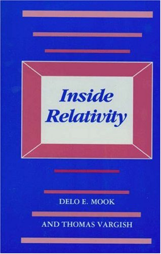 Inside Relativity, Mook, Delo; Vargish, Thomas