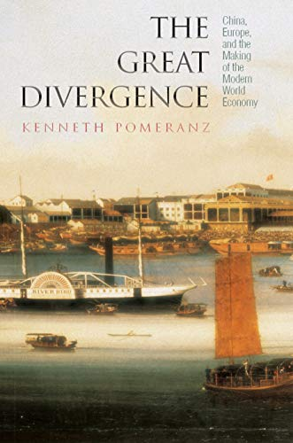 The Great Divergence Book Cover Picture