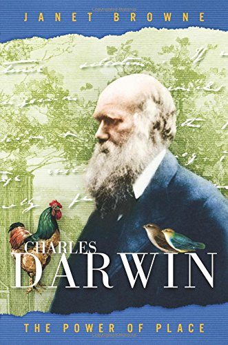 Charles Darwin: A Biography, Vol. 2 - The Power of Place, by Browne, J.