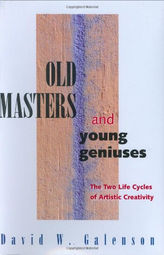 691. Old Masters and Young Geniuses: The Two Life Cycles of Artistic Creativity