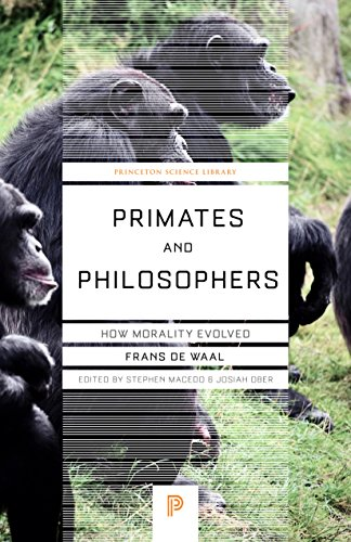 Primates and Philosophers, by De Waal, F.