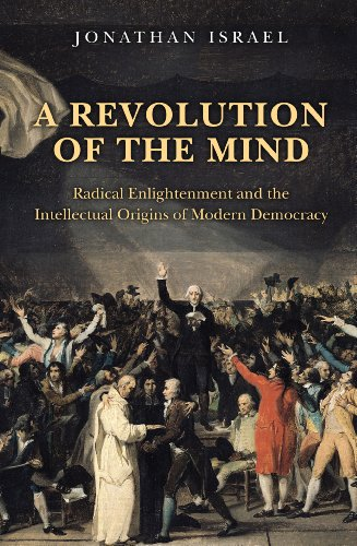 A Revolution of the Mind, by Israel, J.