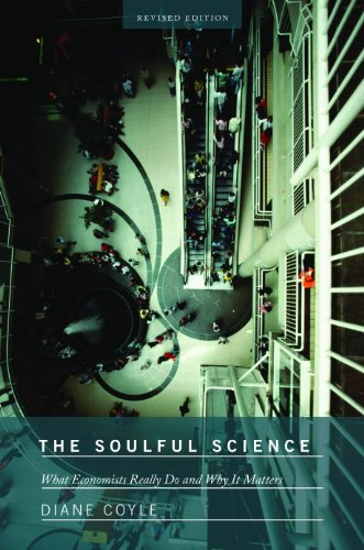 The Soulful Science, by Coyle, D.