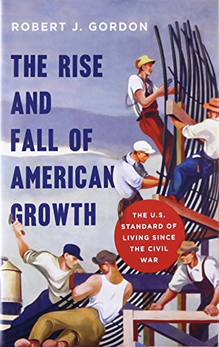 235. The Rise and Fall of American Growth: The U.S