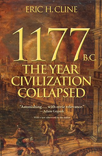1177 B.C.: The Year Civilization Collapsed Book Cover Picture