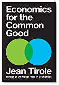 Cover of Economics for the Common Good By Jean Tirole