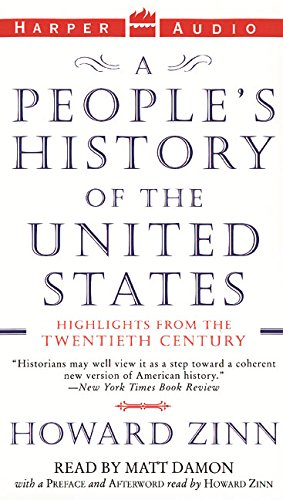 an analysis of dr howard zinns a peoples history of the united states A people's history of the united states by howard zinn - chapters 6-10 summary and analysis.