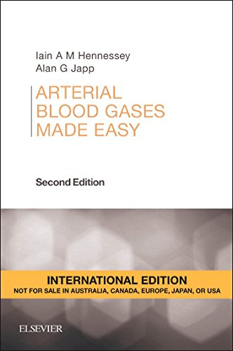 ARTERIAL BLOOD GASES MADE EASY, 2ED (IE)