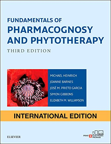 FUNDAMENTALS OF PHARMACOGNOSY AND PHYTOTHERAPY(IE), 3ED
