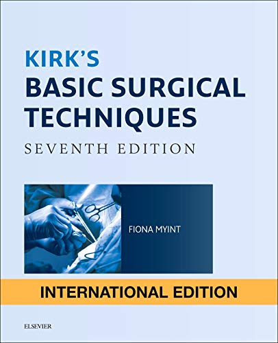 BASIC SURGICAL TECHNIQUES, INTERNATIONAL EDITION, 7E