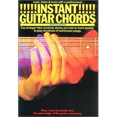 Instant Guitar Chords