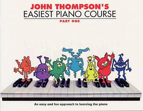 John Thompson's Easiest Piano Course (Part 1)