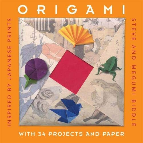 Origami: Inspired by Japanese Prints (Gift Sets)