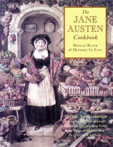 Jane Austen Cookbook