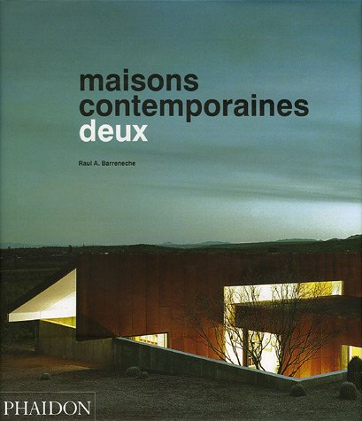 Maisons contemporaines : Tome 2
