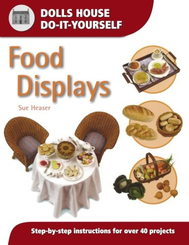 Food Displays (Dolls House Do-It-Yourself)