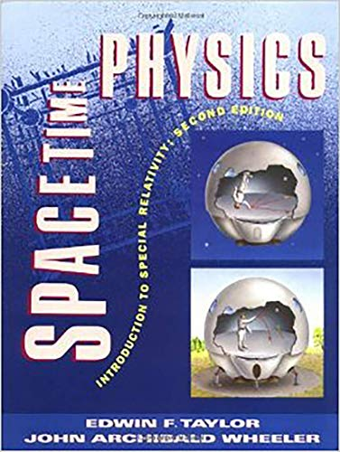 Spacetime Physics Book Cover Picture