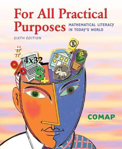 For All Practical Purposes: Mathematical Literacy in Today's World, COMAP