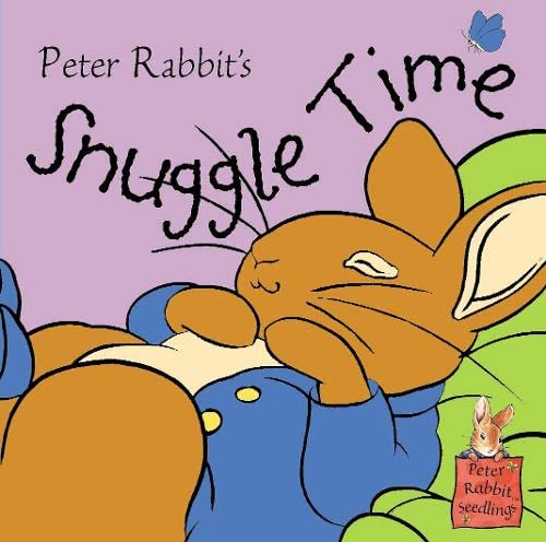 Peter Rabbit's Snuggle Time