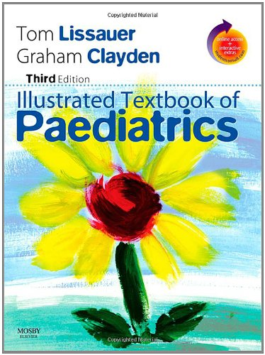 Illustrated Textbook of Paediatrics: With STUDENT CONSULT Online Access, 3e