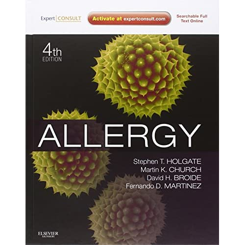 Allergy: Expert Consult Online and Print