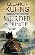 Murder on Principle by Eleanor Kuhns