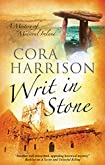 Writ in Stone by Cora Harrison