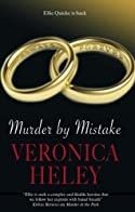 Murder by Mistake by Veronica Heley