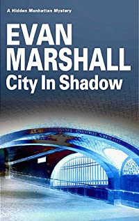 City in Shadow by Evan Marshall