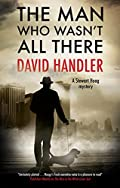 The Man Who Wasn't All There by David Handler
