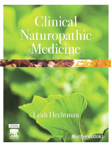 clinical naturopathy an evidencebased guide to practice