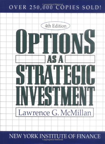 394. Options as a Strategic Investment