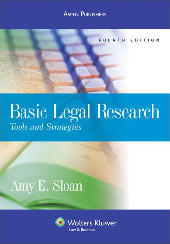 legal research and writing papers