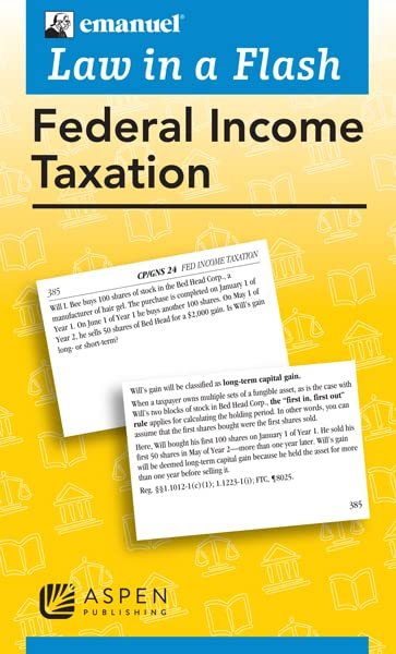 Link to Federal Income Taxation flashcards