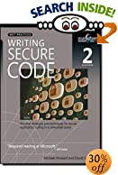 Book of the month: Writing Secure Code, Second Edition