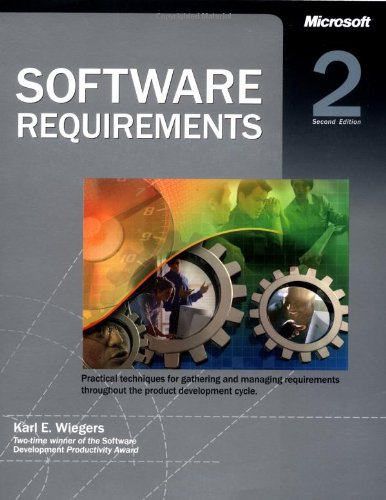Software Requirements 2
